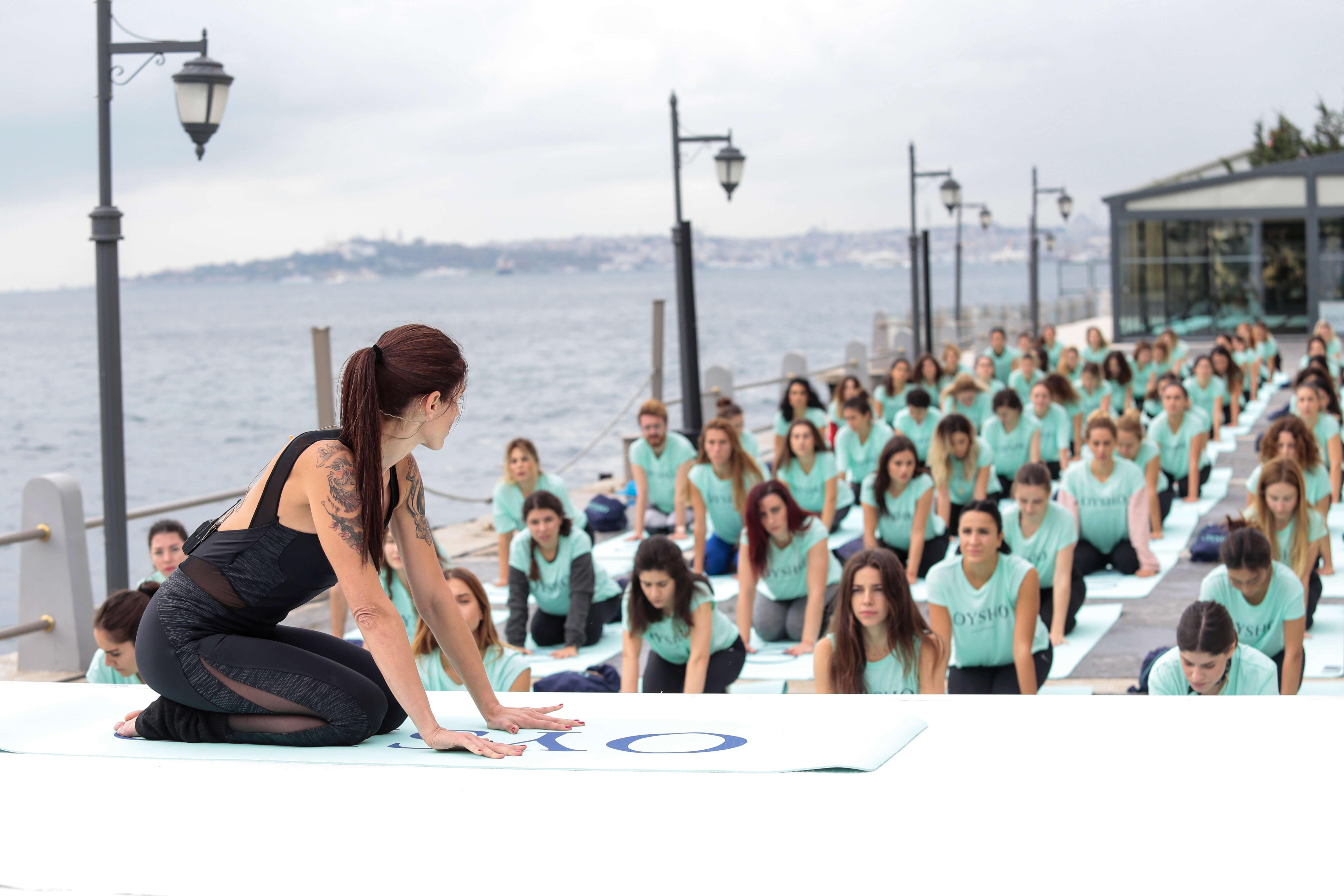 Oysho Yoga