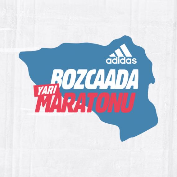 Adidas Bozcaada Maratonu