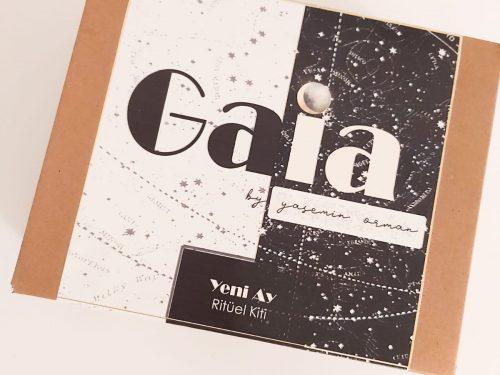 Gaia Yeni Ay Meditasyonu Ritüel Kiti