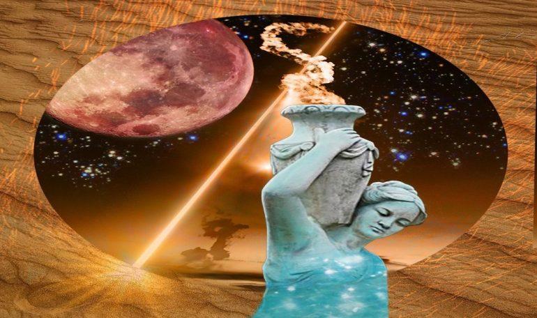 Kova Burcunda Yeni Ay 2020