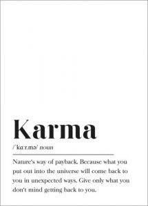Satürn Retrosu ve Karma